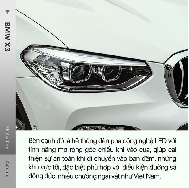 BMW X3 - Khi vận hành và an toàn được đặt lên hàng đầu - Ảnh 11.