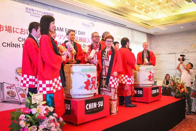 Nhãn hiệu tương ớt CHIN-SU chính thức có mặt tại Nhật Bản sau sự kiện ra mắt bùng nổ - Ảnh 2.