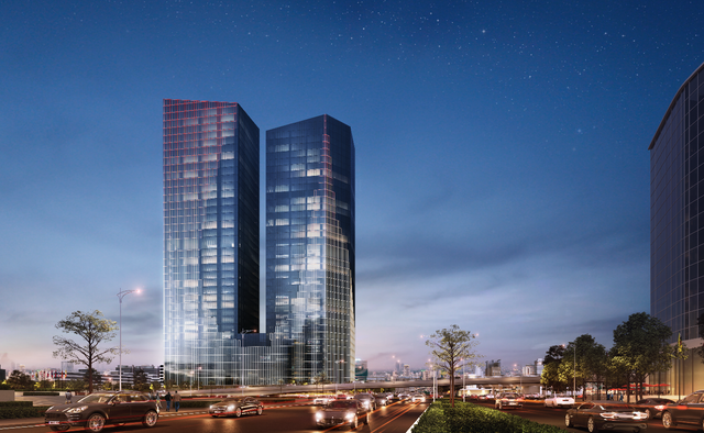 capital place - image003 15671524068521298957283 - Capital Place, dự án văn phòng của CapitaLand, đạt giải thưởng dự án văn phòng tốt nhất Việt Nam 2019