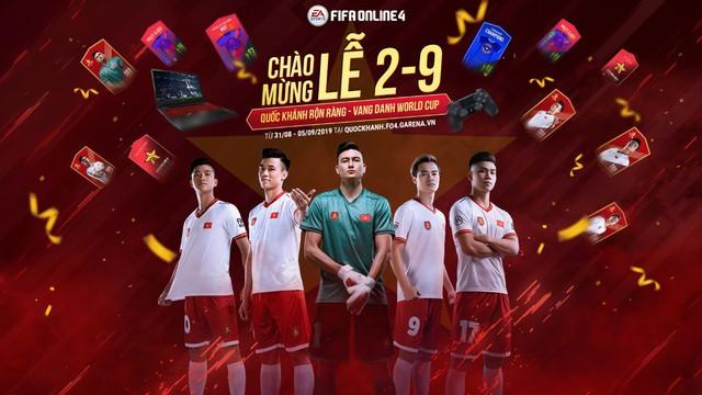 Cháy bỏng giấc mơ World Cup cùng đội tuyển Việt Nam tại sự kiện Chào mừng Quốc Khánh 02/09 - Ảnh 1.