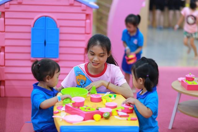 Khu vui chơi cho trẻ em tiNiWorld cán mốc 50 trung tâm trên toàn quốc - Ảnh 1.