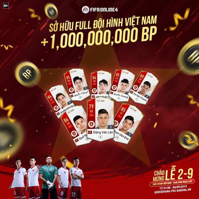 Cháy bỏng giấc mơ World Cup cùng đội tuyển Việt Nam tại sự kiện Chào mừng Quốc Khánh 02/09 - Ảnh 3.