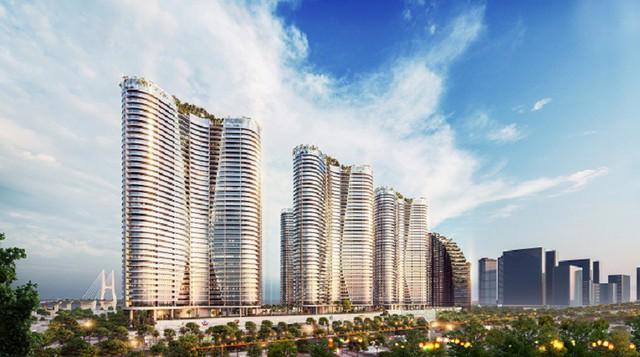 Nam Sài Gòn vẫn là khu vực bất động sản phát triển bậc nhất Tp.HCM - Ảnh 1.