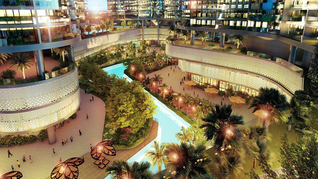Nam Sài Gòn vẫn là khu vực bất động sản phát triển bậc nhất Tp.HCM - Ảnh 2.