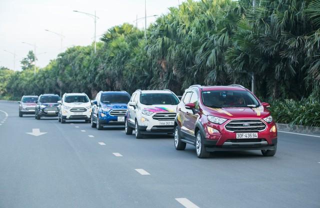 Khẳng định cá tính và năng động với xe Ford EcoSport mới - Ảnh 2.