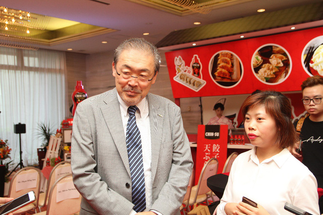 Tương ớt CHIN-SU của người Việt lên báo lớn Nhật Bản - Ảnh 2.