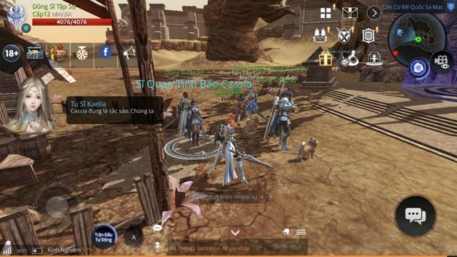 Game thủ Việt phát cuồng trong ngày AxE: Alliance X Empire ra mắt - Ảnh 2.