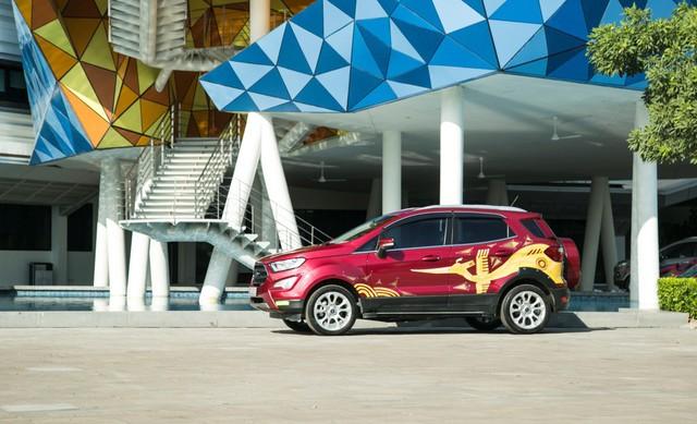 Khẳng định cá tính và năng động với xe Ford EcoSport mới - Ảnh 3.
