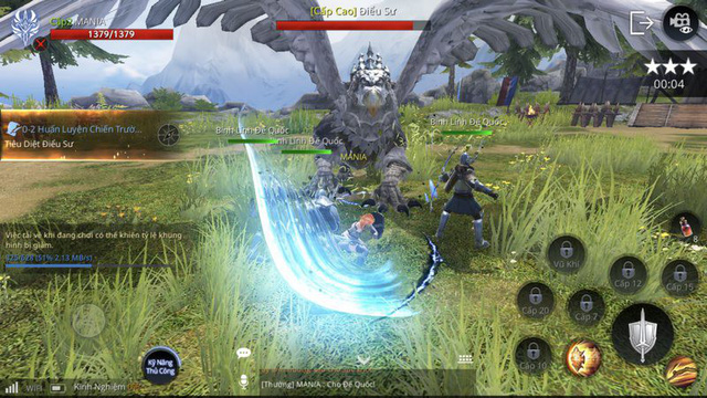 Game thủ Việt phát cuồng trong ngày AxE: Alliance X Empire ra mắt - Ảnh 3.