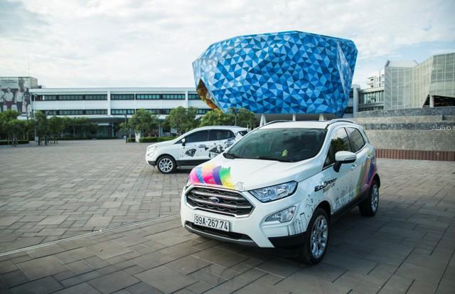 Khẳng định cá tính và năng động với xe Ford EcoSport mới - Ảnh 4.