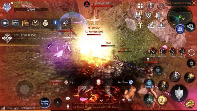 Game thủ Việt phát cuồng trong ngày AxE: Alliance X Empire ra mắt - Ảnh 4.