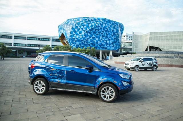 Khẳng định cá tính và năng động với xe Ford EcoSport mới - Ảnh 5.