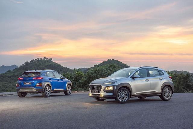 Kona 2019 – Chiến binh đáng gờm của Hyundai - Ảnh 1.