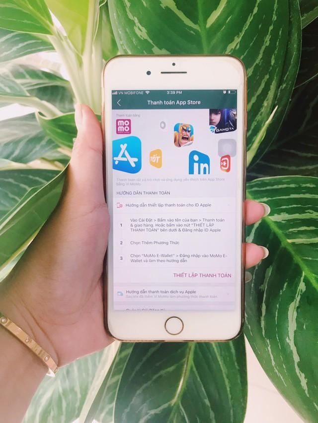 Mua sắm trò chơi và ứng dụng App Store bằng Ví điện tử: Tính năng được mong chờ của hàng triệu tín đồ iOS - Ảnh 1.