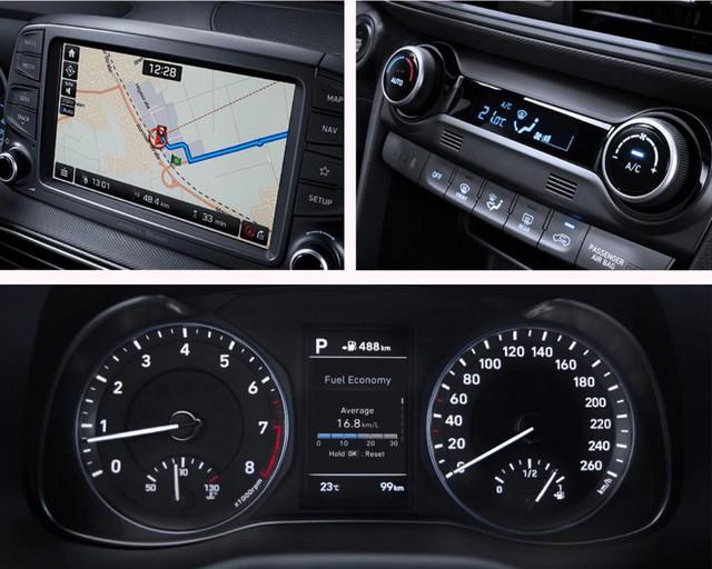 Kona 2019 – Chiến binh đáng gờm của Hyundai - Ảnh 3.