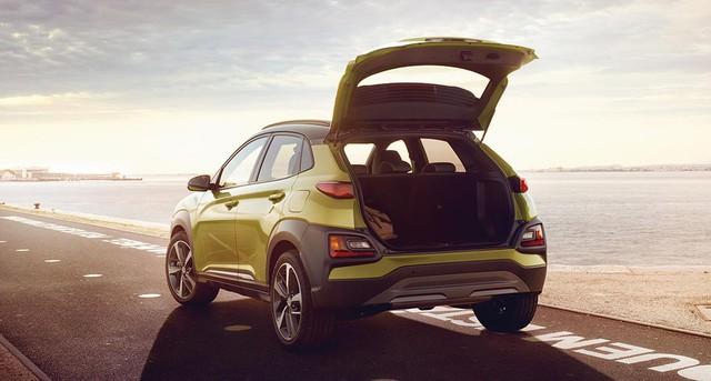 Kona 2019 – Chiến binh đáng gờm của Hyundai - Ảnh 4.
