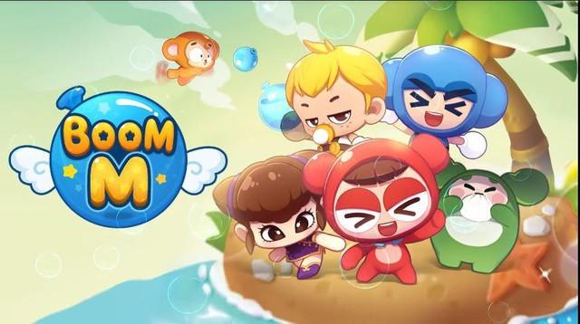 """Boom M tái xuất với 6 chế độ chơi độc đáo tặng giftcode """"nhân phẩm"""" cực xịn cho game thủ - Ảnh 1."""
