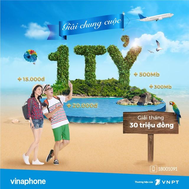 Hàng ngàn khách hàng dùng VinaPhone có cơ hội trúng thưởng khi đăng ký dịch vụ tiện ích. - Ảnh 1.