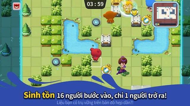 """Boom M tái xuất với 6 chế độ chơi độc đáo tặng giftcode """"nhân phẩm"""" cực xịn cho game thủ - Ảnh 4."""