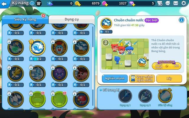 """Boom M tái xuất với 6 chế độ chơi độc đáo tặng giftcode """"nhân phẩm"""" cực xịn cho game thủ - Ảnh 8."""