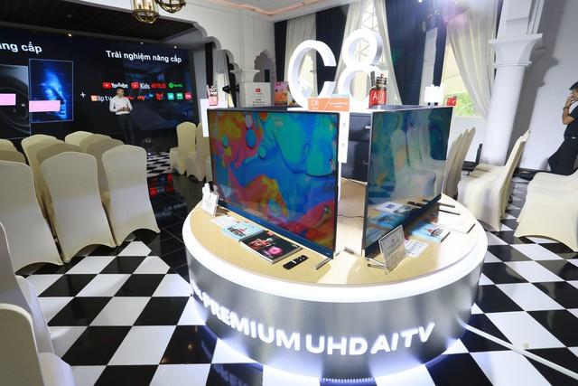 TCL PREMIUM UHD AI TV C8 – Người bạn lý tưởng cho mọi gia đình, úm-ba-la, giải trí thả ga! - Ảnh 2.