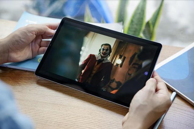 Samsung thay đổi quan niệm cũ Tablet chỉ dùng để giải trí với Galaxy Tab S6 - Ảnh 1.
