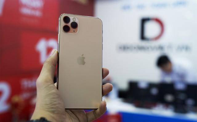 iPhone 11 Pro Max đã có mặt tại Di Động Việt, giao hàng từ ngày 20/09 - Ảnh 1.