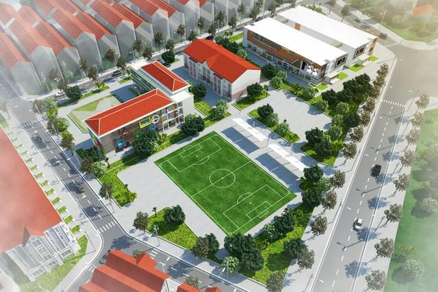 Cơ hội đầu tư Bất động sản Bắc Ninh với dự án Hải Quân - Tam Giang - Ảnh 2.