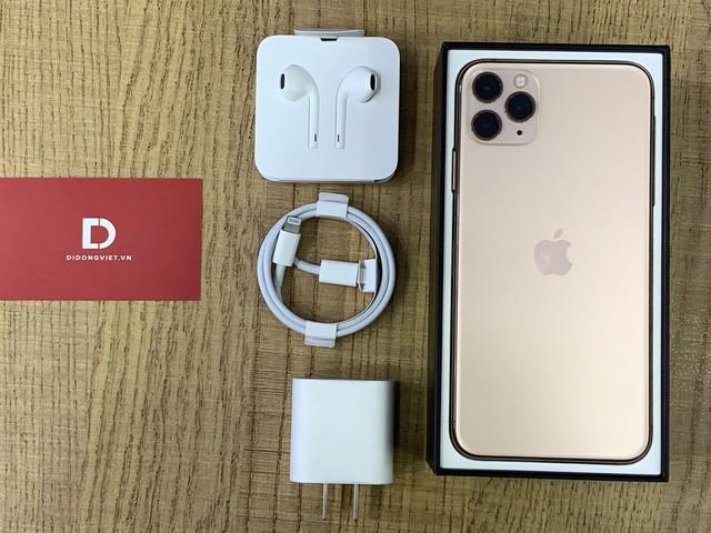iPhone 11 Pro Max đã có mặt tại Di Động Việt, giao hàng từ ngày 20/09 - Ảnh 3.