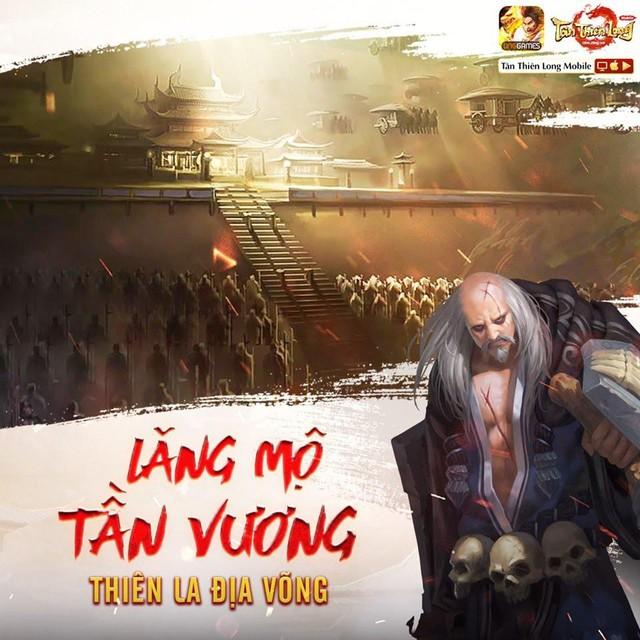 Tần Hoàng Lăng và Trân thú cấp 85, sức hút mới của Tân Thiên Long Mobile - Ảnh 3.