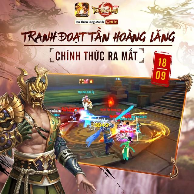 Tần Hoàng Lăng và Trân thú cấp 85, sức hút mới của Tân Thiên Long Mobile - Ảnh 4.