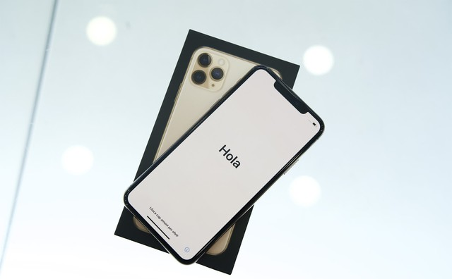 iPhone 11 Pro Max đã có mặt tại Di Động Việt, giao hàng từ ngày 20/09 - Ảnh 5.