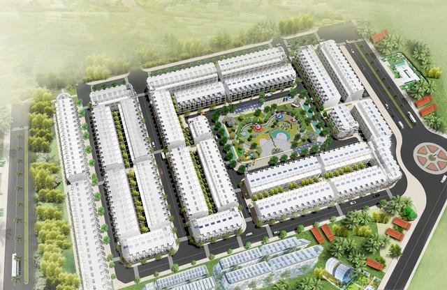 Xu hướng đầu tư đất nền, nhà phố ven khu công nghiệp - Ảnh 1.
