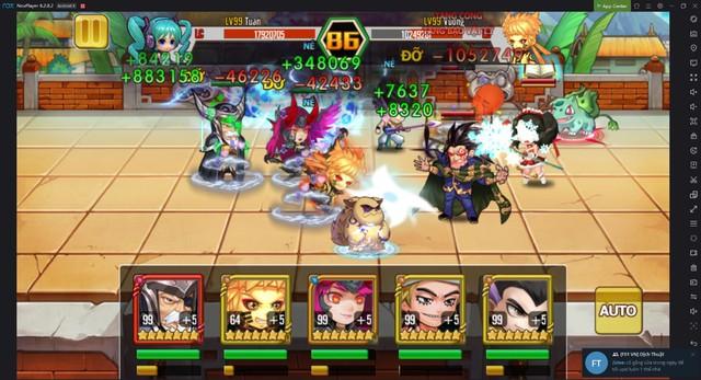 Tựa game Manga Vũ Trụ Anh Hùng từ NPH Funtap chính thức ra mắt cộng đồng game thủ - Ảnh 2.