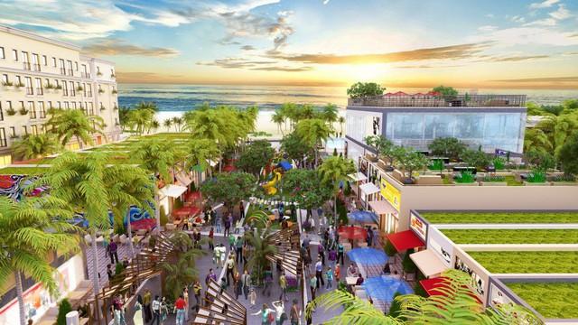 The Hamptons Hồ Tràm – gói gọn giấc mơ kiếm tìm không gian thư giãn lý tưởng trong mô hình tích hợp độc đáo - Ảnh 1.