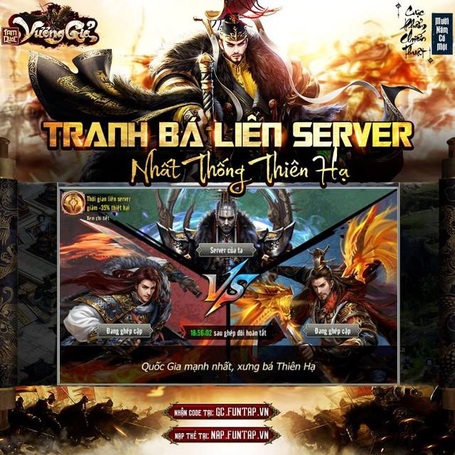 Tam Quốc Vương Giả: Khẳng định là một trong những tựa game SLG tranh đấu hay nhất thị trường game Việt Nam - Ảnh 2.