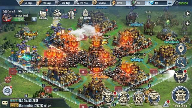 Tam Quốc Vương Giả: Khẳng định là một trong những tựa game SLG tranh đấu hay nhất thị trường game Việt Nam - Ảnh 4.