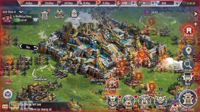 Tam Quốc Vương Giả: Khẳng định là một trong những tựa game SLG tranh đấu hay nhất thị trường game Việt Nam - Ảnh 5.
