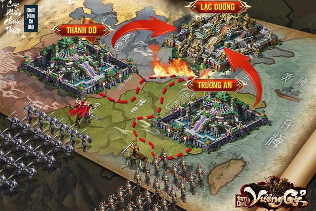 Tam Quốc Vương Giả: Khẳng định là một trong những tựa game SLG tranh đấu hay nhất thị trường game Việt Nam - Ảnh 6.