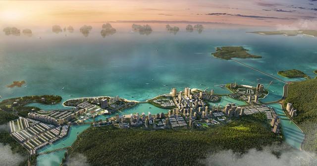 Giải mã sự xuất hiện của hàng loạt các thương hiệu khách sạn lớn trên thế giới tại Halong Marina - Ảnh 2.