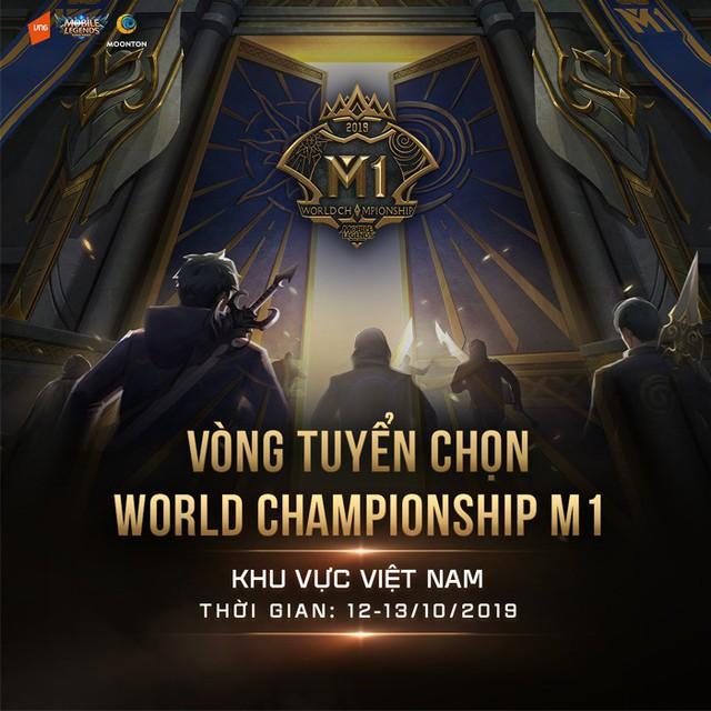 Mobile Legends: Bang Bang công bố vòng tuyển chọn World Championship M1 tại Việt Nam - Ảnh 1.