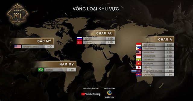 Mobile Legends: Bang Bang công bố vòng tuyển chọn World Championship M1 tại Việt Nam - Ảnh 3.