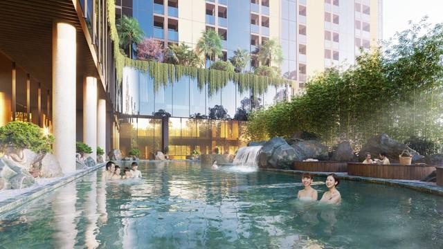 Tập đoàn Daiwa Corporate đăng ký nhận chuyển nhượng 500 căn hộ khách sạn khoáng nóng Thanh Thủy - Ảnh 1.
