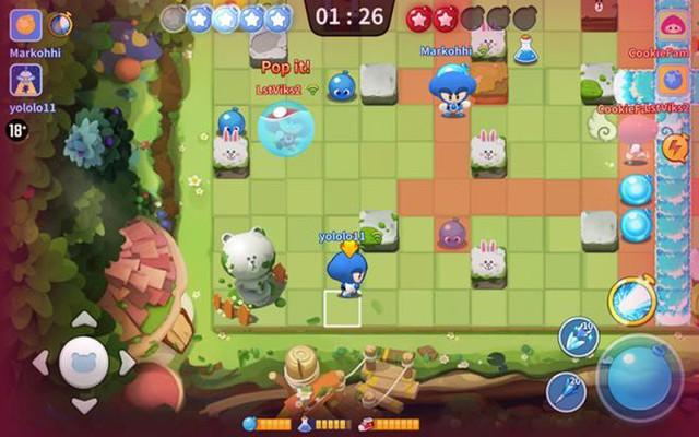 10 triệu lượt tải, hơn 250.000 người chơi cùng lúc: Huyền thoại Boom M trở lại lợi hại gấp nghìn lần! - Ảnh 3.
