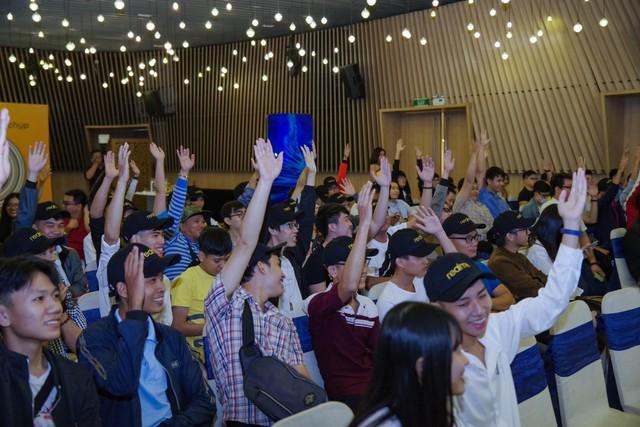 Không khí sôi động trong sự kiện offline Realfans trước ngày ra mắt Realme 5 series tại Việt Nam - Ảnh 6.