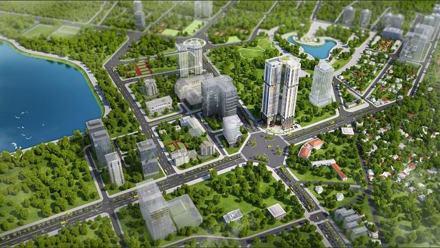 Bất động sản quận Cầu Giấy: Sức hấp dẫn đến từ những dự án căn hộ hiện hữu - Ảnh 1.