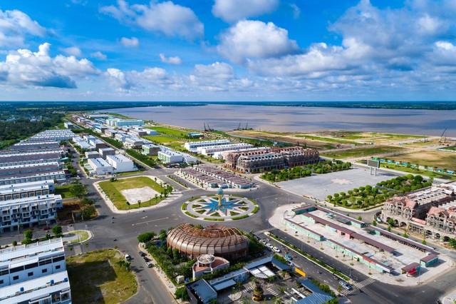 Kiên Giang: hình thành khu đô thị lấn biển quy mô hàng đầu Tây Nam Bộ - Ảnh 1.