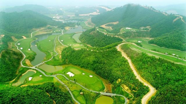 Khai trương Geleximco Hilltop Valley - sân golf độc đáo bậc nhất Việt Nam - Ảnh 1.