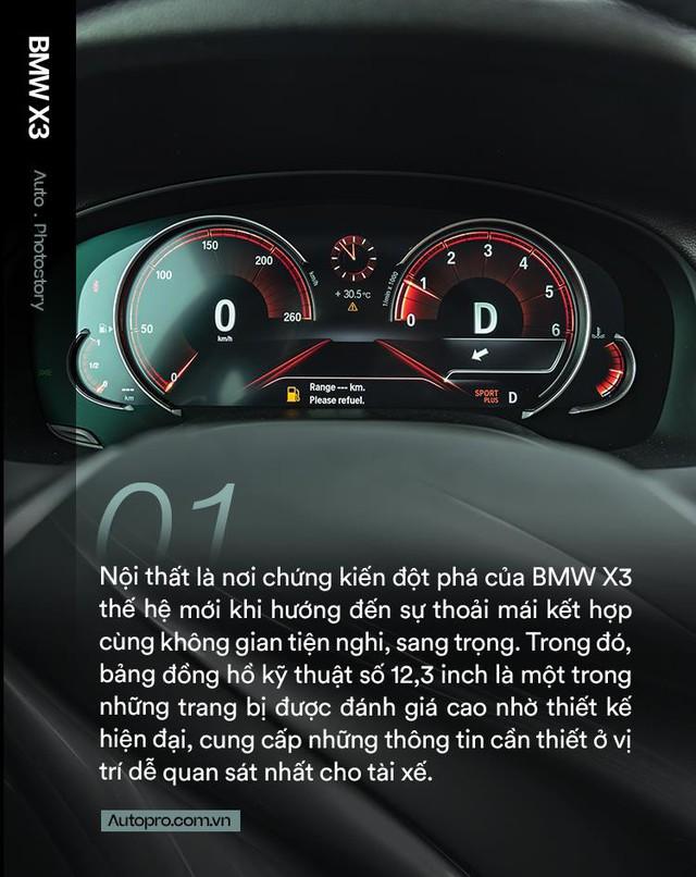 BMW X3 chinh phục khách hàng Việt bằng trang bị - Ảnh 1.