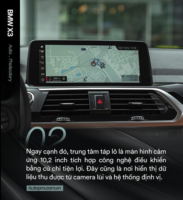 BMW X3 chinh phục khách hàng Việt bằng trang bị - Ảnh 2.